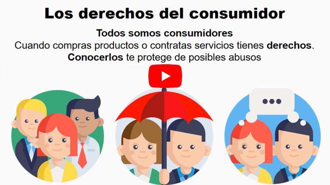 Vídeo sobre los derechos de los consumidores