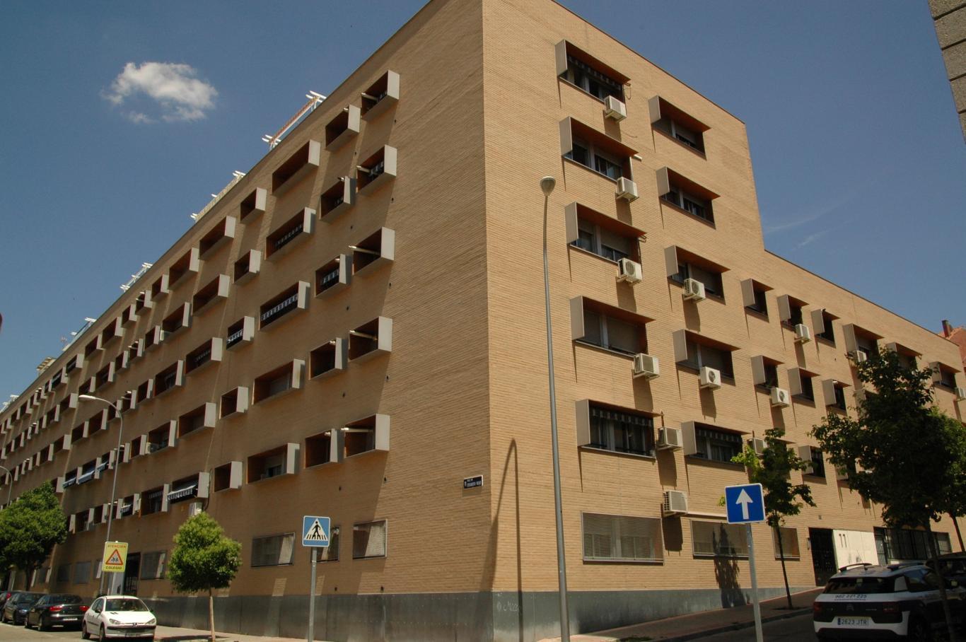 Viviendas Palomeras. Madrid