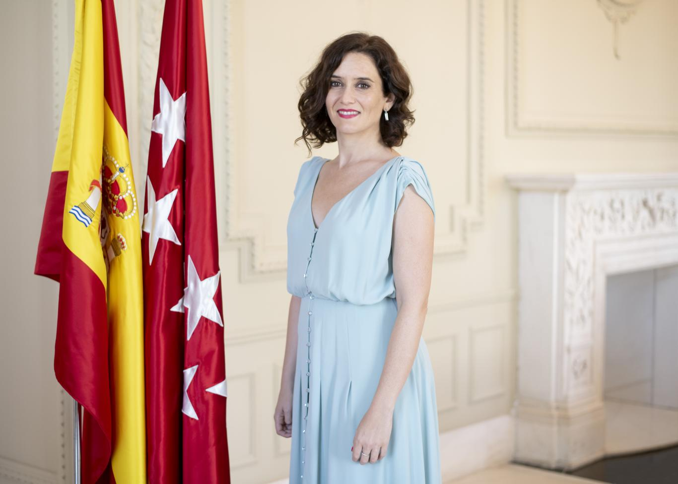 Imagen Isabel Díaz Ayuso