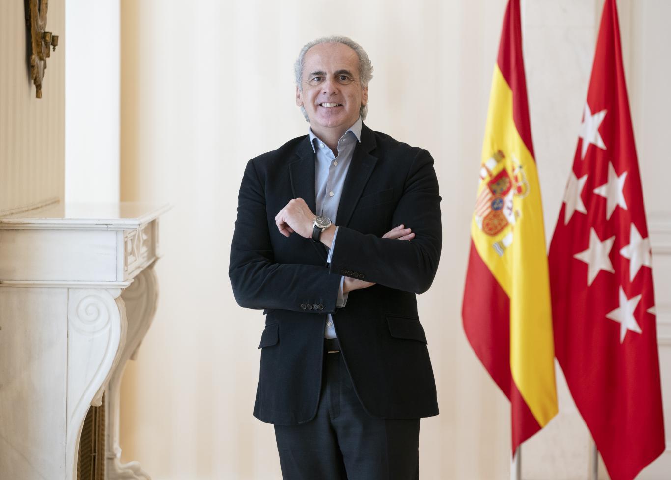 Enrique Ruiz Escudero oficial