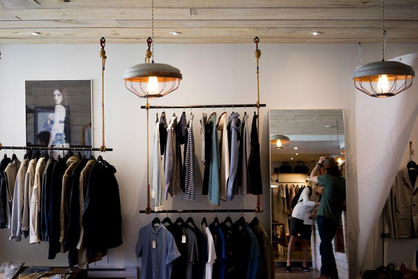 tienda ropa masculina