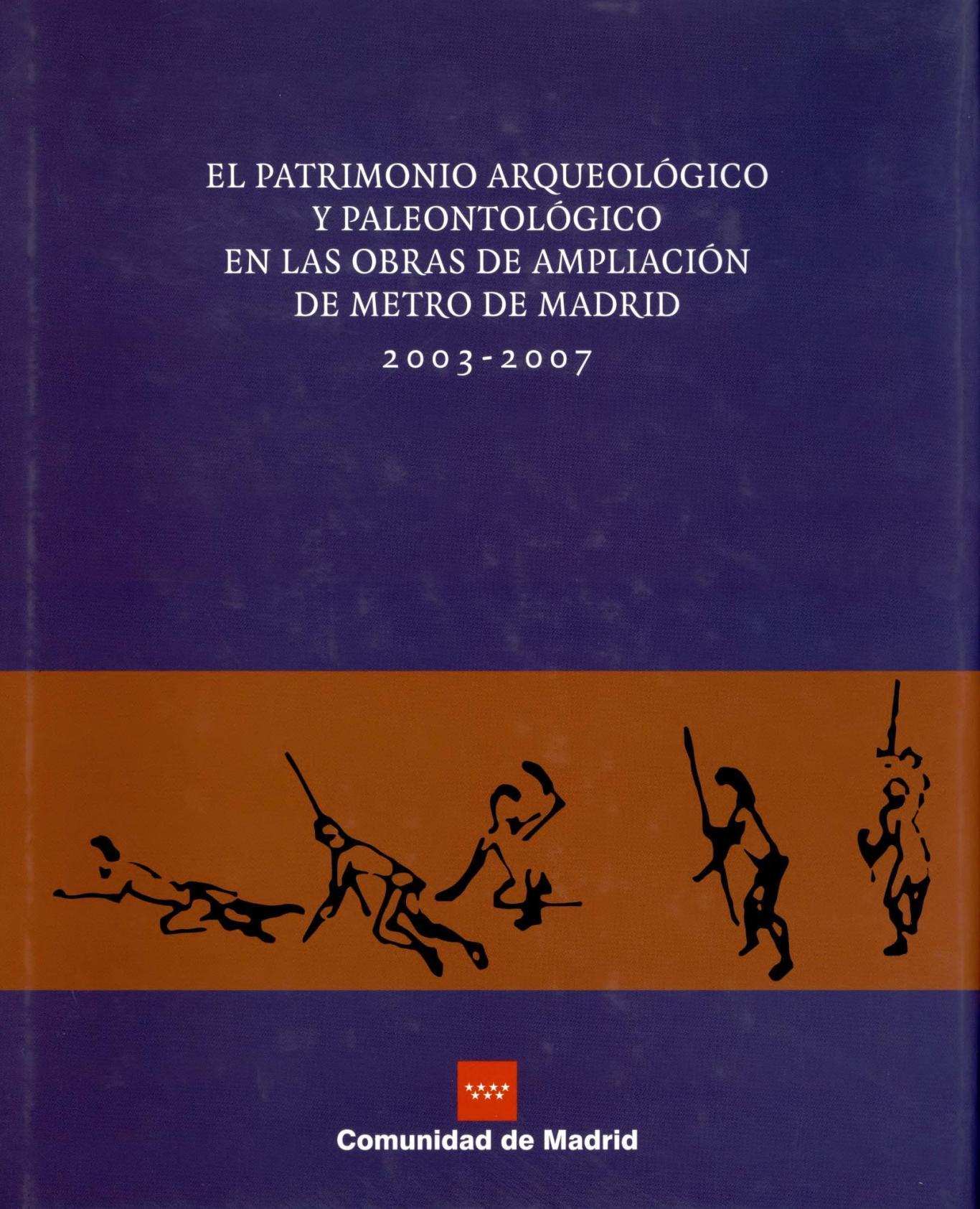 Portada del libro El patrimonio arqueológico y paleontológico