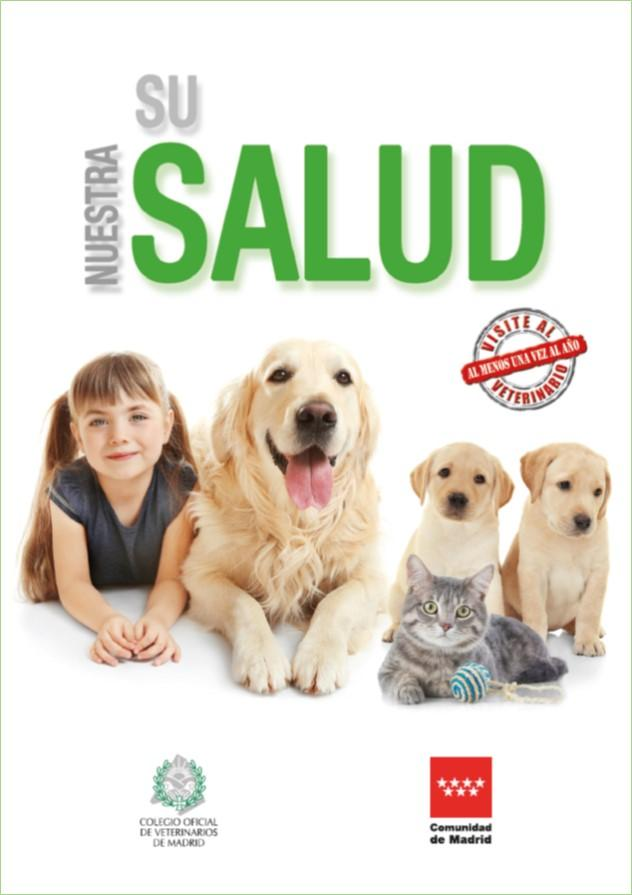 Imagen de la portada del folleto Su salud, nuestra salud