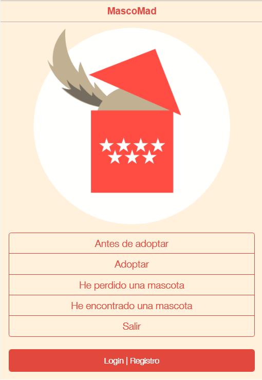 App MascoMad