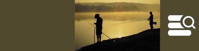 Información sobre caza y pesca