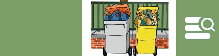 Información sobre residuos