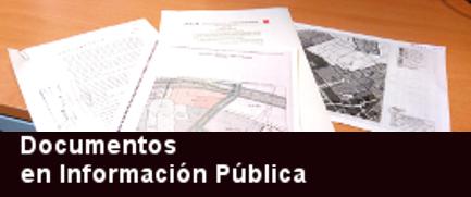 Documentos en información pública
