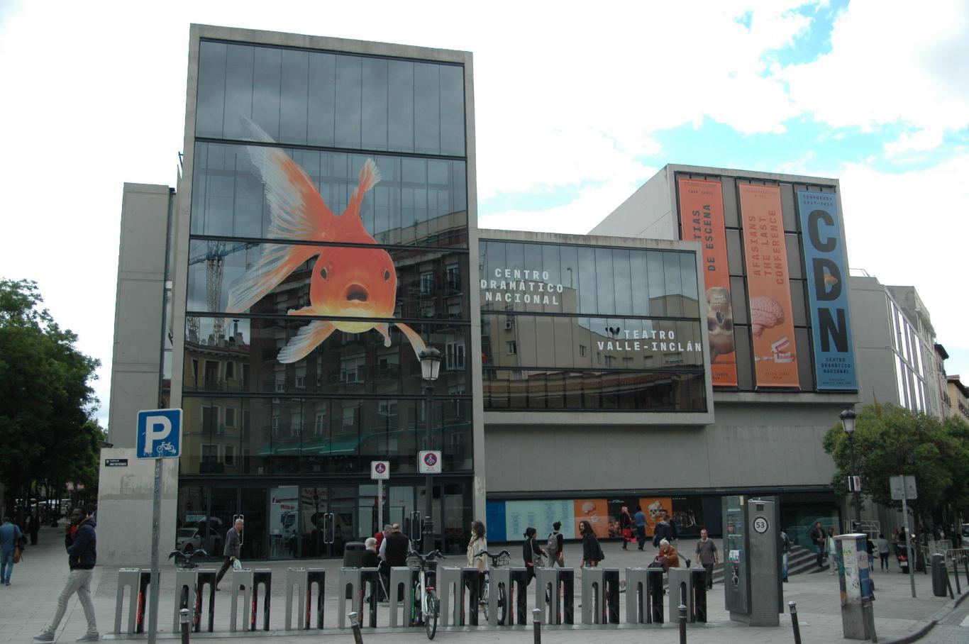 Teatro Valle Inclán, Madrid