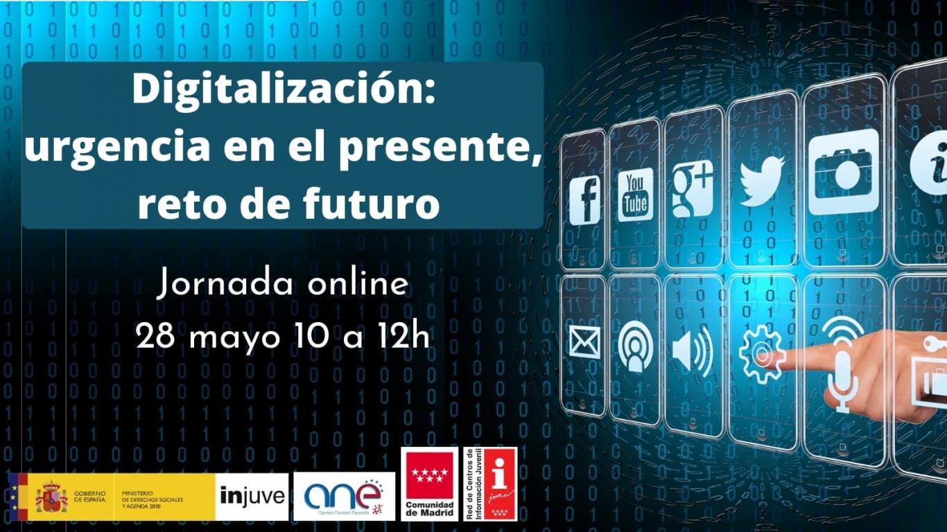 Cartel de la Jornada de Digitalización