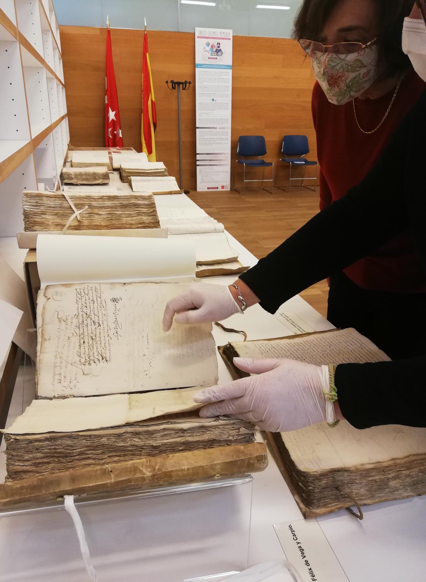 Imagen taller de Archivos