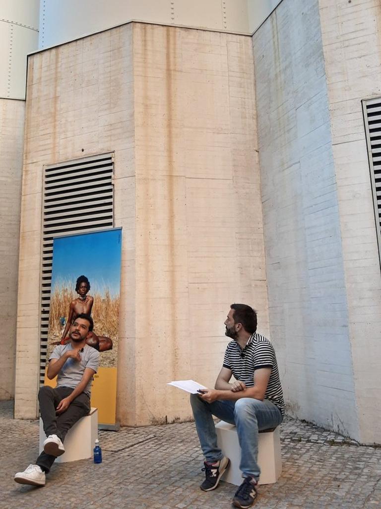 Conversación con Joel Jiménez
