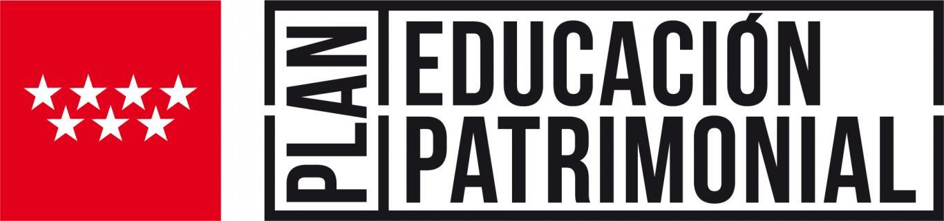 Imagen del logo del Plan de Educación Patrimonial de la Comunidad de Madrid