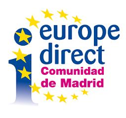 Logo Europe Direct Comunidad de Madrid