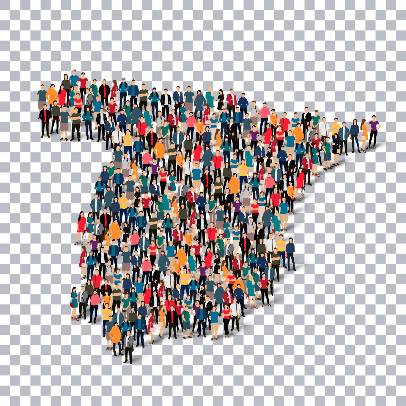 Mapa personas