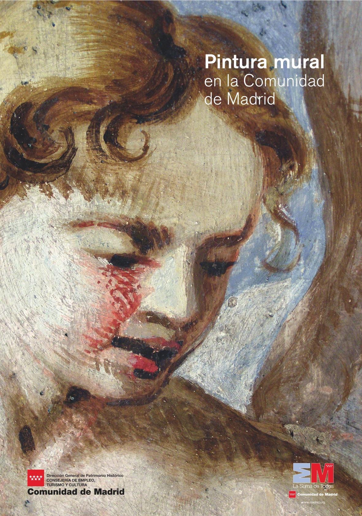 Pintura mural en la Comunidad de Madrid