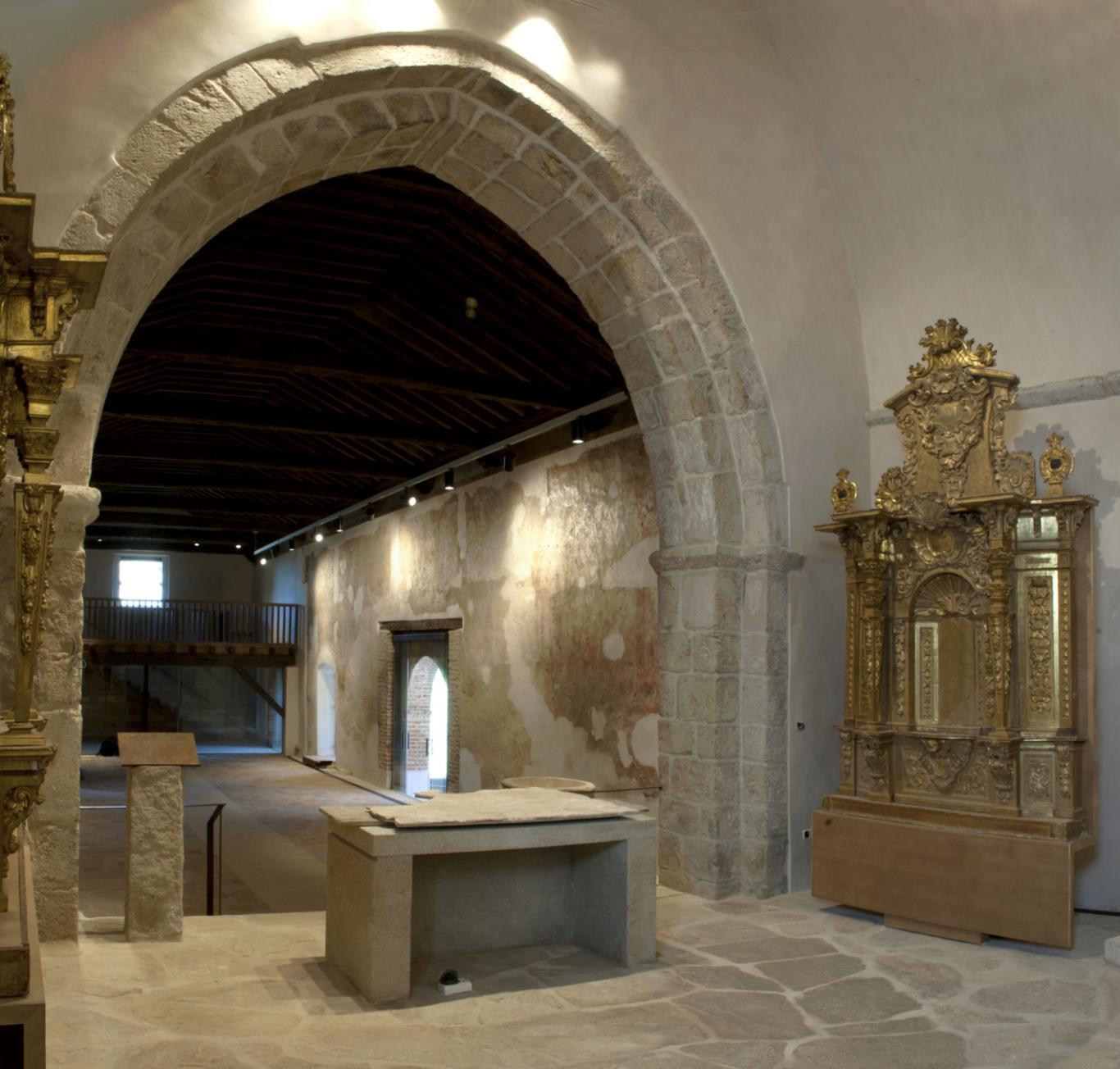la iglesia parroquial de Santo Domingo de Silos