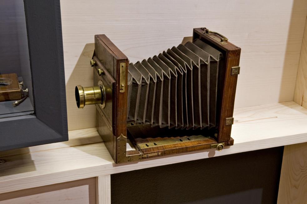 Imagen cámara de fuelle