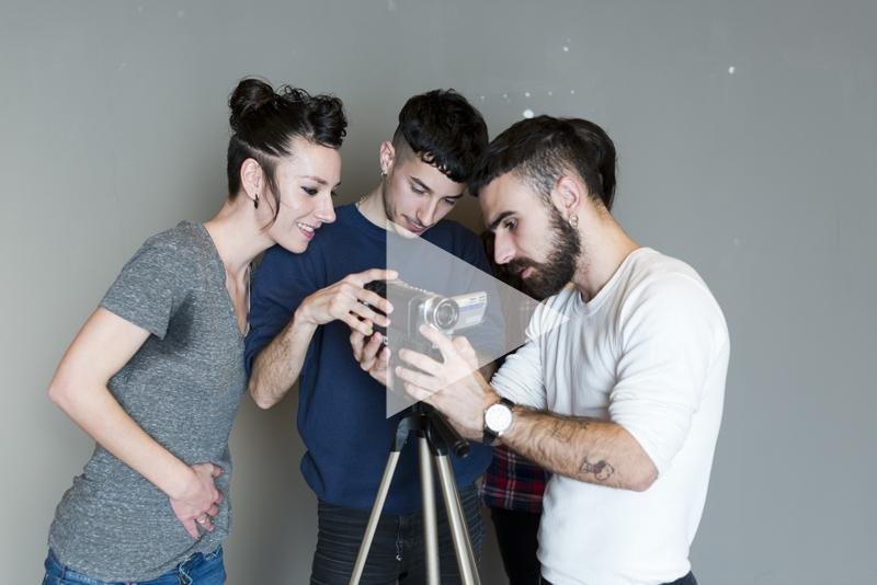 Vídeo de la Sala de Arte Joven