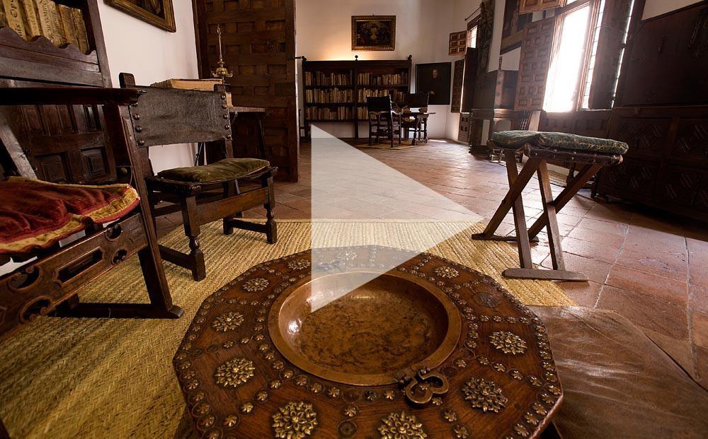 Visita virtual a la Casa Museo Lope de Vega