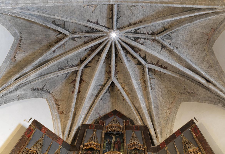 La iglesia parroquial de la Asunción de Nuestra Señora en Robledo de Chavela