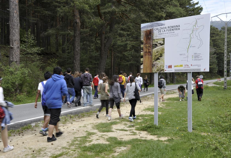 Caminería histórica del Valle de la Fuenfría