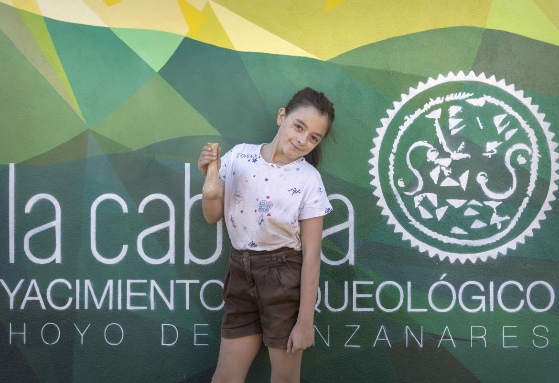 Arqueólogos por un día La Cabilda