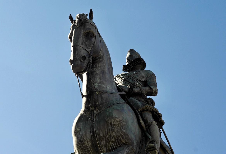 Monumento Ecuestre al Rey Felipe III
