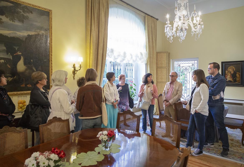 Residencia del Embajador de Bélgica