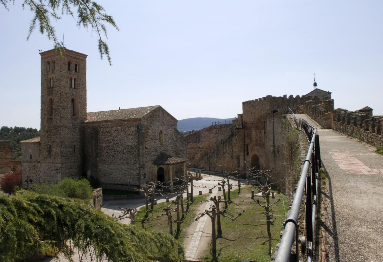 La villa de Buitrago del Lozoya