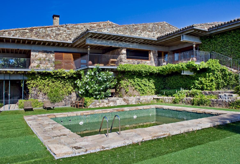 Casa de Lucio Muñoz
