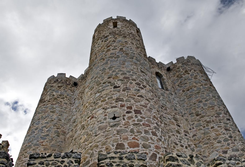 Castillo de la Coracera