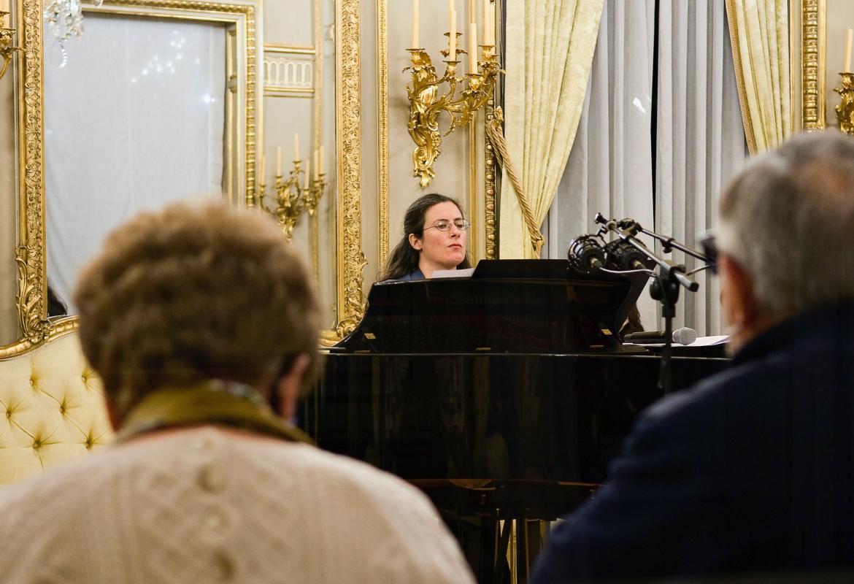 Foto 4 del concierto en el Palacio de Fernán Núñez