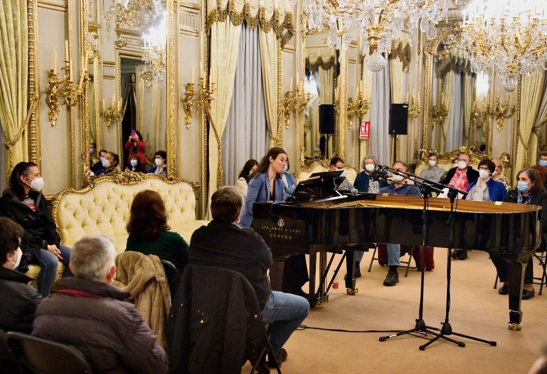 Foto 7 del concierto en el Palacio de Fernán Núñez