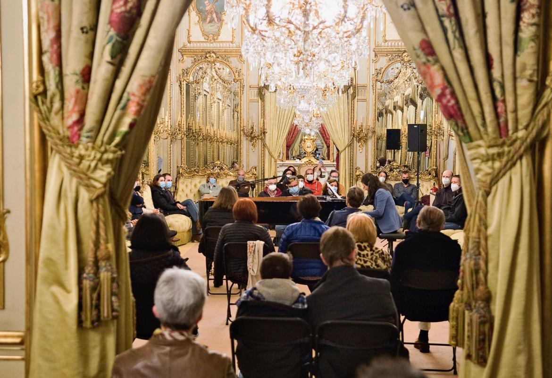 Foto 8 del concierto en el Palacio de Fernán Núñez