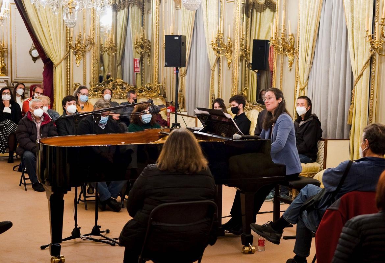 Foto 9 del concierto en el Palacio de Fernán Núñez