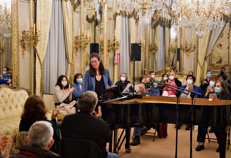Foto 10 del concierto en el Palacio de Fernán Núñez