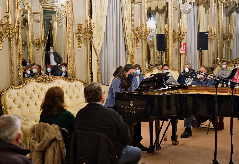 Foto 11 del concierto en el Palacio de Fernán Núñez1