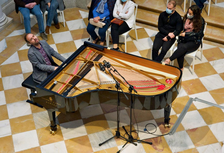 Concierto Palacio infante don Luis de Borbón 2020