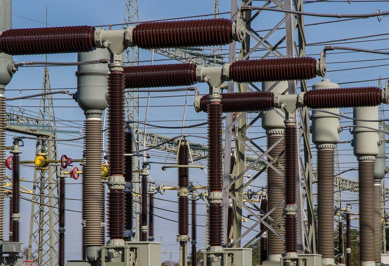 Central de transformación eléctrica