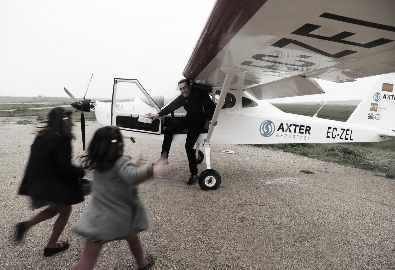 ESA BIC Avión Axter