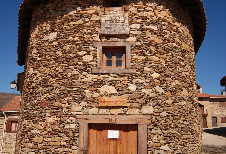 Museo etnológico de Horcajuelo de la Sierra