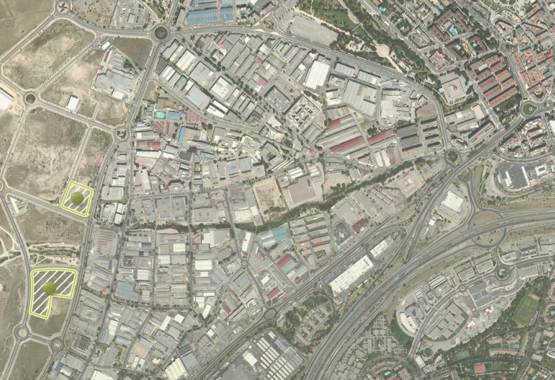 Comercialización de Parcelas de uso terciario en Alcobendas - Consorcio Urbanístico Área Industrial Valdelacasa