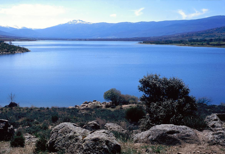 Embalse de Pinilla. Lozoya y Pinilla del Valle