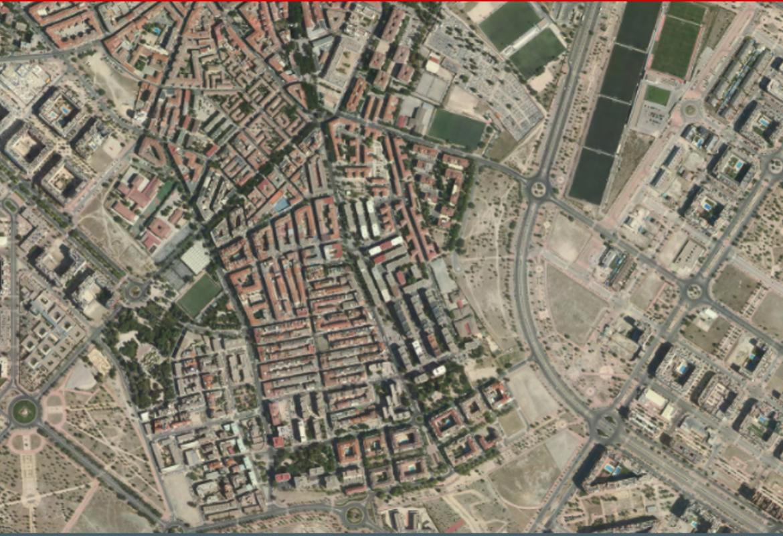 Parcelas residenciales Vallecas
