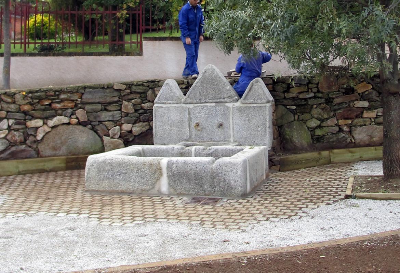 Fuente de Arriba