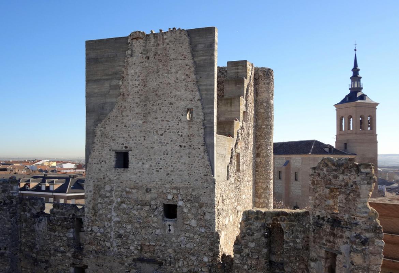 Castillo de Torrejón de Velasco