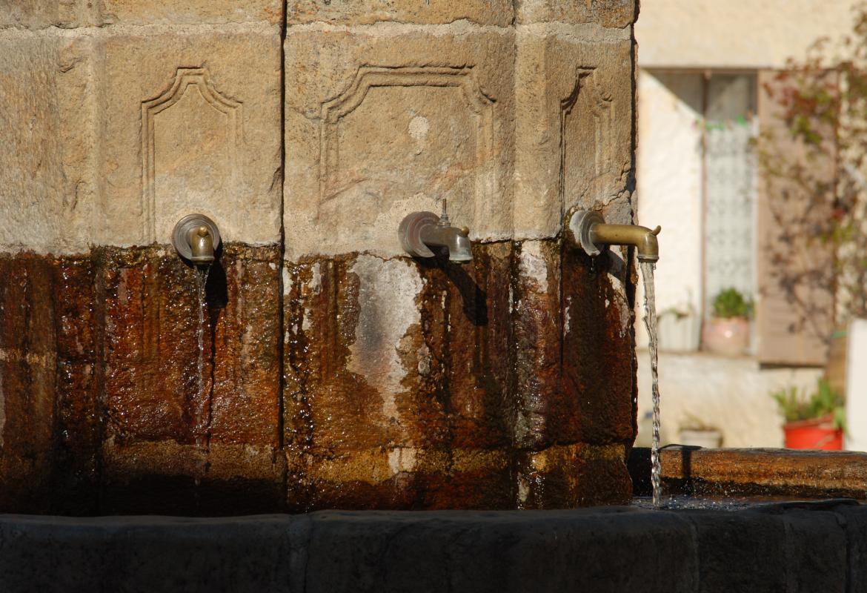 Caños de la fuente