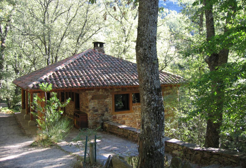Centro de educación ambiental Hayedo de Montejo
