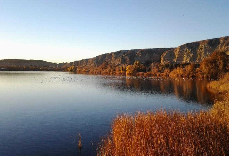 Atardecer Laguna El Campillo