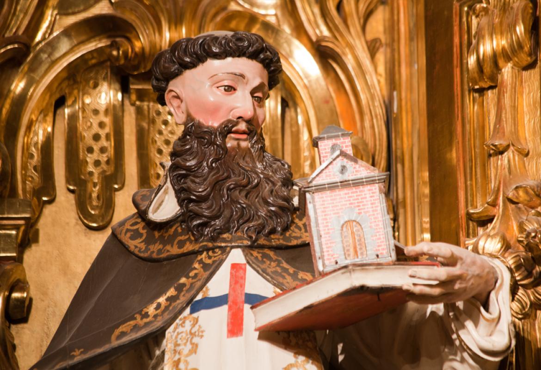 San Juan de Mata, fundador de la orden